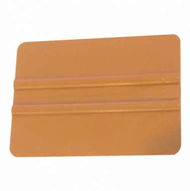 "4"" GOLD SQUEEGEE"