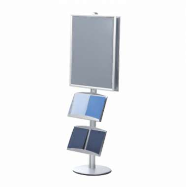 FREESTANDING LEAFLET DISPLAY